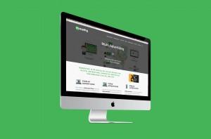 Website voor Marqeting