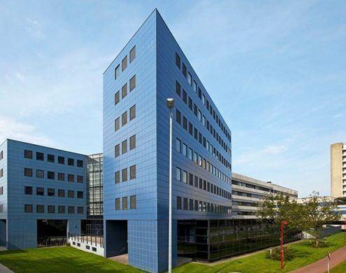 Intercity Real Estate Management website door Schutreclame