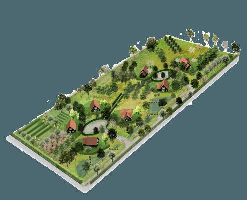 Mooi Oosterwold project van Schutreclame