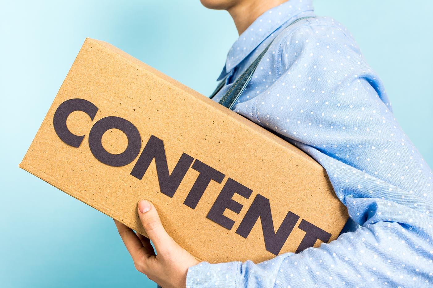Content marketing van Schutreclame